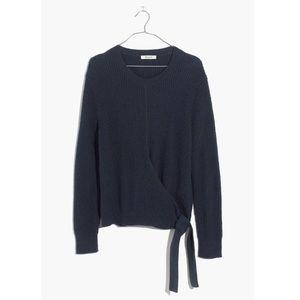 Madewell Sidetie Sweater